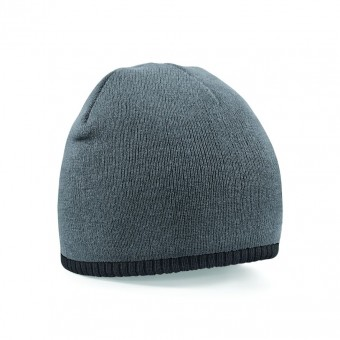 Image 6 of Beechfield Two Tone Pull-On Beanie
