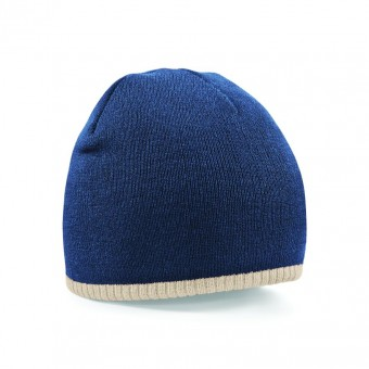 Image 7 of Beechfield Two Tone Pull-On Beanie