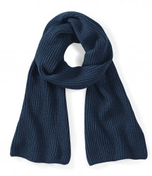 Image 4 of Beechfield Metro Knitted Scarf