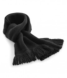 Image 2 of Beechfield Classic Knitted Scarf