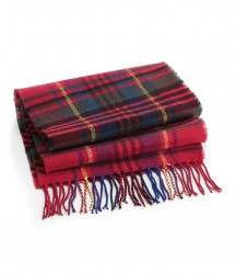 Image 5 of Beechfield Classic Check Scarf
