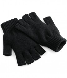Image 2 of Beechfield Fingerless Gloves