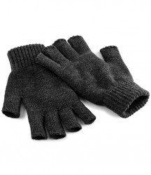 Image 3 of Beechfield Fingerless Gloves