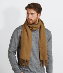 Image 1 of Beechfield Classic Woven Scarf