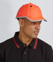 Beechfield Enhanced-Viz EN812 Bump Cap image