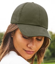 Image 1 of Beechfield Organic Cotton 6 Panel Cap