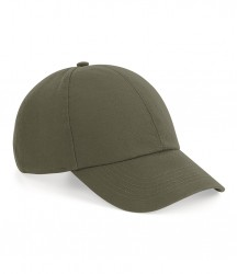 Image 3 of Beechfield Organic Cotton 6 Panel Cap