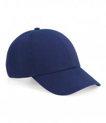 Image 4 of Beechfield Organic Cotton 6 Panel Cap