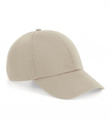 Image 5 of Beechfield Organic Cotton 6 Panel Cap