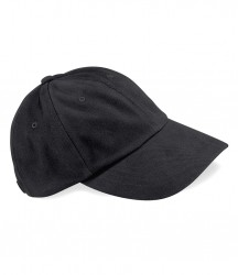 Image 2 of Beechfield Heavy Brushed Low Profile Cap