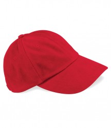 Image 3 of Beechfield Heavy Brushed Low Profile Cap