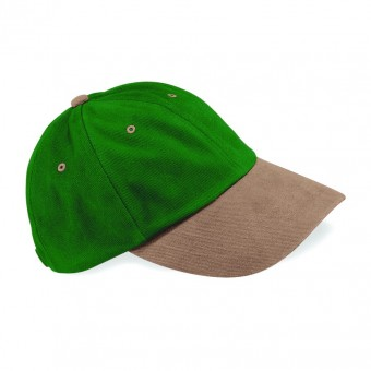 Image 5 of Beechfield Heavy Brushed Low Profile Cap