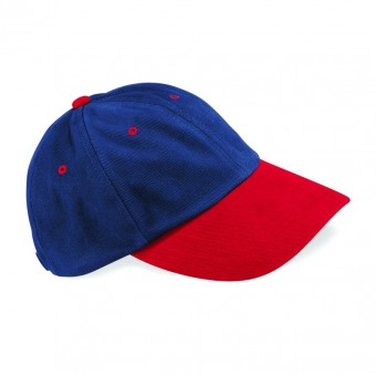 Image 7 of Beechfield Heavy Brushed Low Profile Cap