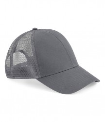 Image 3 of Beechfield Organic Cotton Trucker Cap