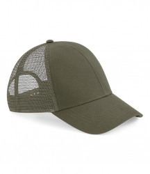 Image 4 of Beechfield Organic Cotton Trucker Cap