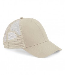 Image 6 of Beechfield Organic Cotton Trucker Cap