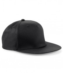 Image 2 of Beechfield 5 Panel Snapback Rapper Cap
