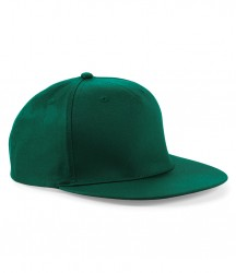Image 3 of Beechfield 5 Panel Snapback Rapper Cap