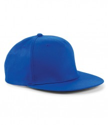 Image 4 of Beechfield 5 Panel Snapback Rapper Cap