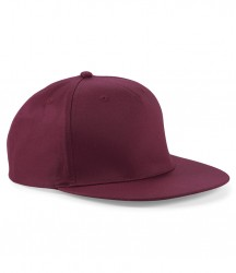 Image 5 of Beechfield 5 Panel Snapback Rapper Cap