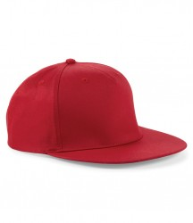 Image 6 of Beechfield 5 Panel Snapback Rapper Cap