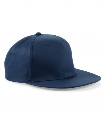 Image 7 of Beechfield 5 Panel Snapback Rapper Cap