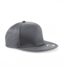 Image 8 of Beechfield 5 Panel Snapback Rapper Cap
