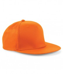 Image 9 of Beechfield 5 Panel Snapback Rapper Cap