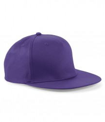 Image 10 of Beechfield 5 Panel Snapback Rapper Cap