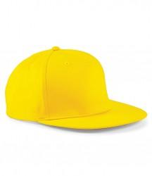 Image 10 of Beechfield 5 Panel Snapback Rapper Cap
