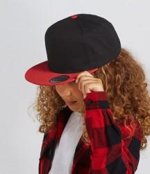 Beechfield Youth Snapback Cap image