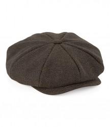 Image 2 of Beechfield Heritage Baker Boy Cap