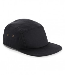 Image 3 of Beechfield Canvas 5 Panel Cap