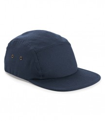 Image 2 of Beechfield Canvas 5 Panel Cap