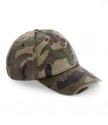 Image 3 of Beechfield Vintage Low Profile Cap