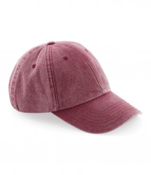 Image 6 of Beechfield Vintage Low Profile Cap