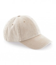 Image 7 of Beechfield Vintage Low Profile Cap