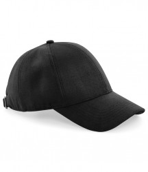 Image 3 of Beechfield Faux Suede 6 Panel Cap
