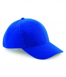 Image 6 of Beechfield Pro-Style Heavy Brushed Cotton Cap