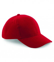 Image 7 of Beechfield Pro-Style Heavy Brushed Cotton Cap