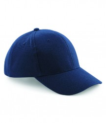 Image 8 of Beechfield Pro-Style Heavy Brushed Cotton Cap