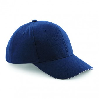 Image 11 of Beechfield Pro-Style Heavy Brushed Cotton Cap