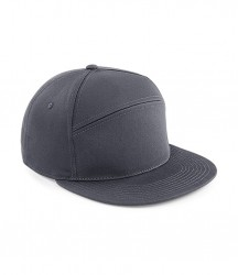 Image 2 of Beechfield Pitcher Snapback Cap