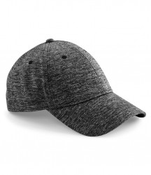 Image 2 of Beechfield Spacer Marl Stretch-Fit Cap