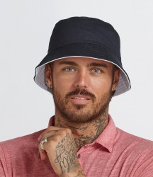 Beechfield Reversible Bucket Hat image