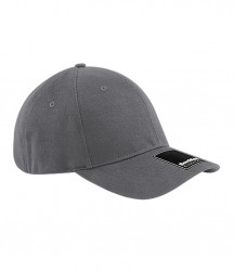 Image 4 of Beechfield Signature Stretch-Fit Baseball Cap