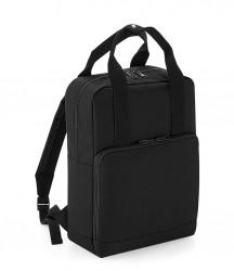 Image 2 of BagBase Twin Handle Backpack