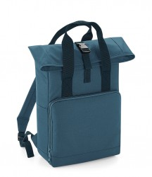 Image 2 of BagBase Twin Handle Roll-Top Backpack