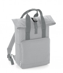 Image 5 of BagBase Twin Handle Roll-Top Backpack