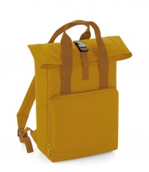 Image 6 of BagBase Twin Handle Roll-Top Backpack